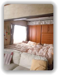 リビング→寝室