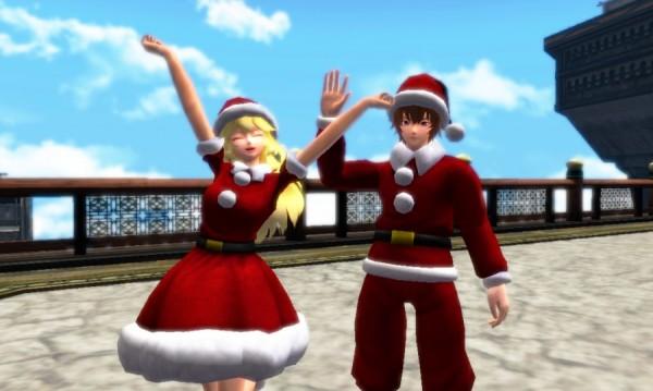 『鬼斬(おにぎり)』 クリスマスイベント「鬼が島くりすますパーティー」を開催だ!大禍祓に第三のボス「冰刃魔ガーゴイル」が出現するぞ!