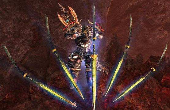 新作ファンタジーMMORPG『ウェポンズオブミソロジー』 基本プレイ無料!