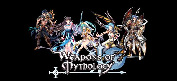基本プレイ無料のMMORPG『ウェポンズオブミソロジー』