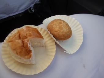 パンとカチョーリ