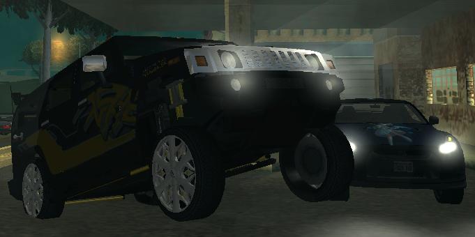 改造車と痛車