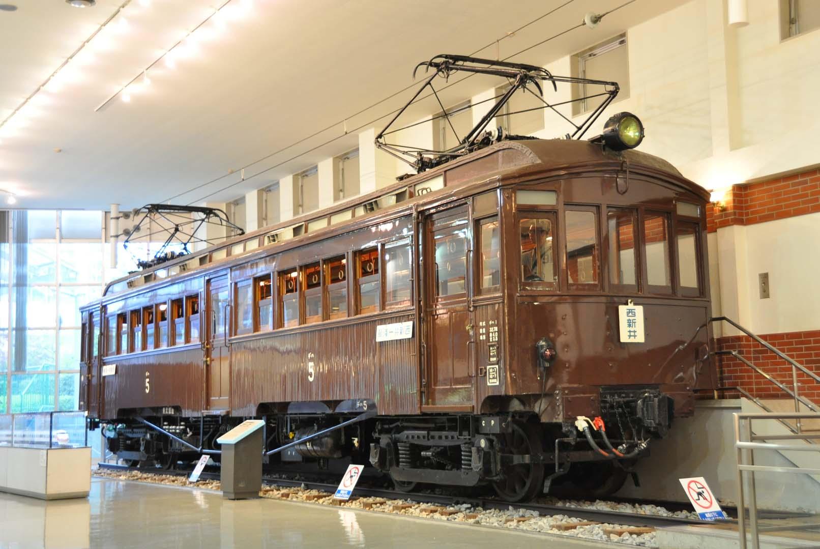 東武博物館8