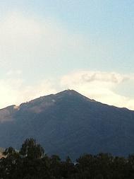 お正月の比叡山