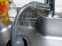 キッチン水道1