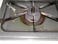 ガス台掃除2-2