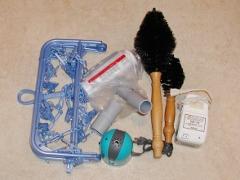 洗面台下処分1