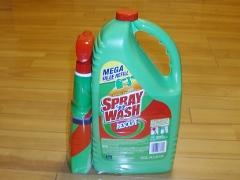 シミ抜き洗剤