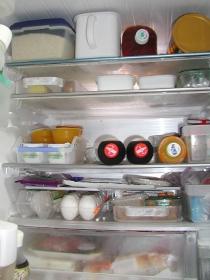 米収納冷蔵室