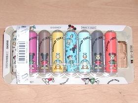 ディズニー充電池