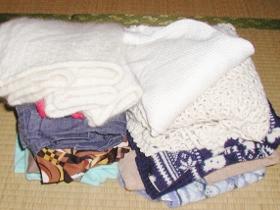 セーター類処分