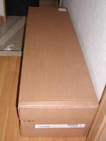 イケア収納家具荷物1