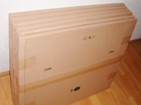 イケア収納家具荷物2