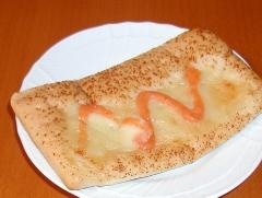 明太子パン2