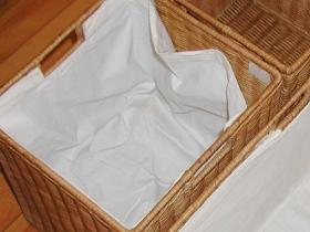 かごカバー洗濯1