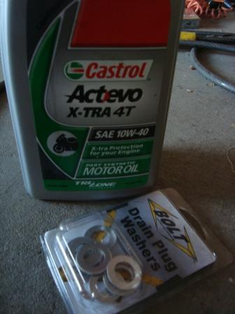 zx 4-7 oil