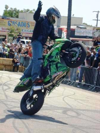 stunt show 5