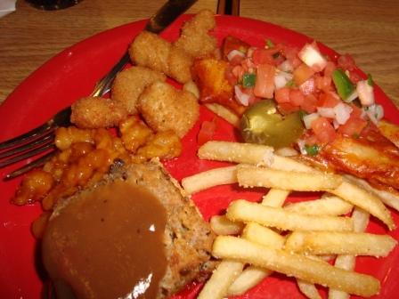 1-8 restaurant food