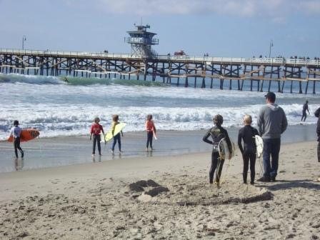 1-9 beach kids