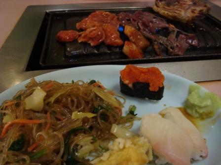 2-13 Korean BBQ