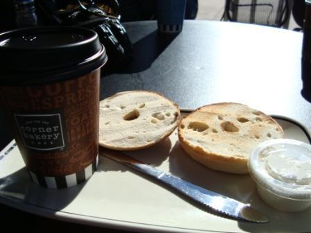 2-20 breakfast bagle
