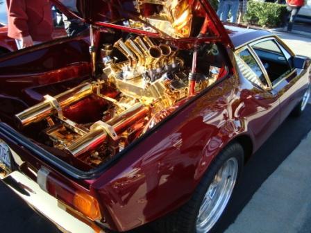 3-5 car show gold