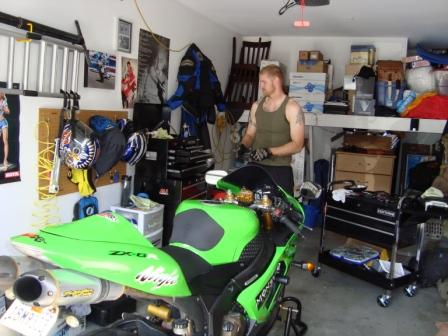 3-5 sams garage