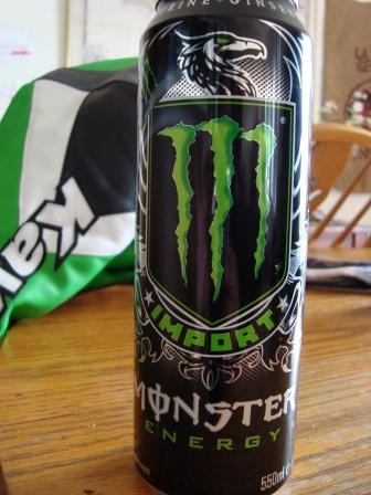 3-13 monster drink