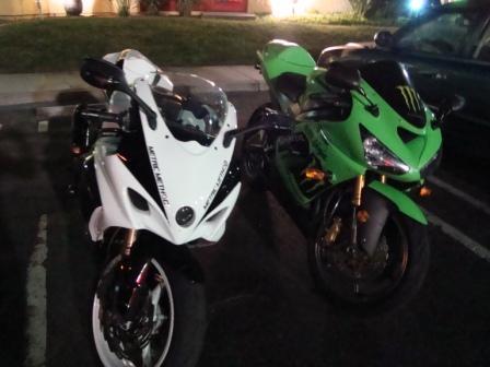 bike dinner bikes