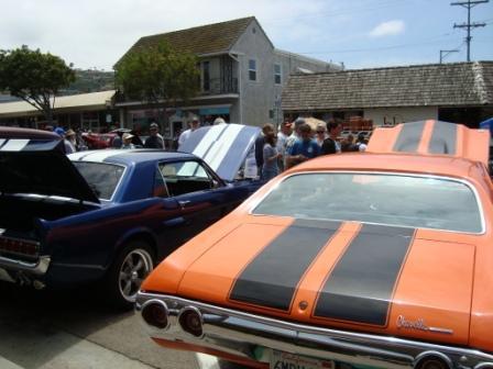 6-13  cars orange