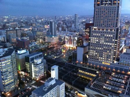 札幌駅東側