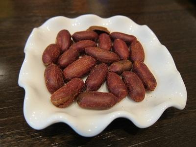 揚げナッツ