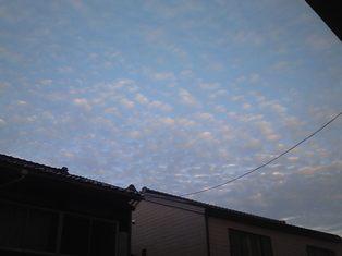 秋の雲?・2