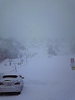 一里野温泉スキー場・2