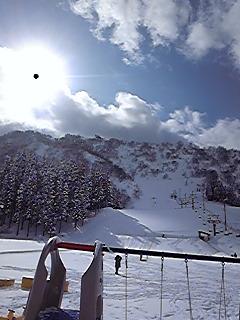 一里野温泉スキー場・4