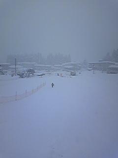 一里野温泉スキー場・11