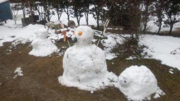 雪だるま2110101