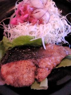 魚のソテー