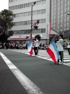 大宮中学校旗
