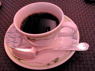 コーヒー105円120108