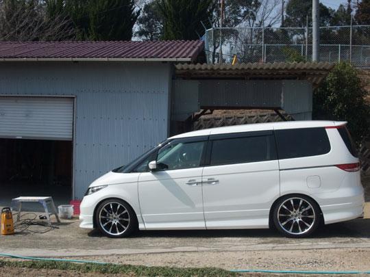 100221洗車 1