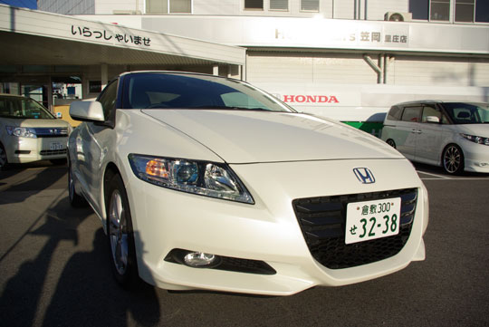 100321CR-Z 0