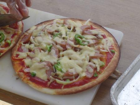 ピザ(2)