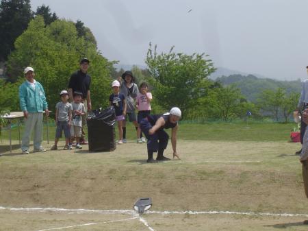 ショウブ投げコンテスト2010.5.5