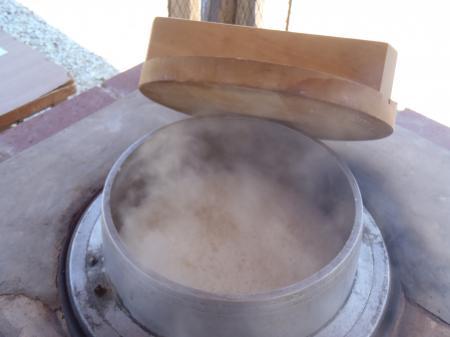 窯炊きご飯