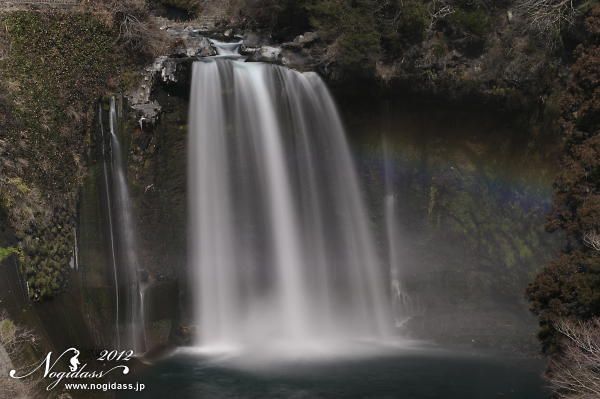 12.02 音止の滝 1