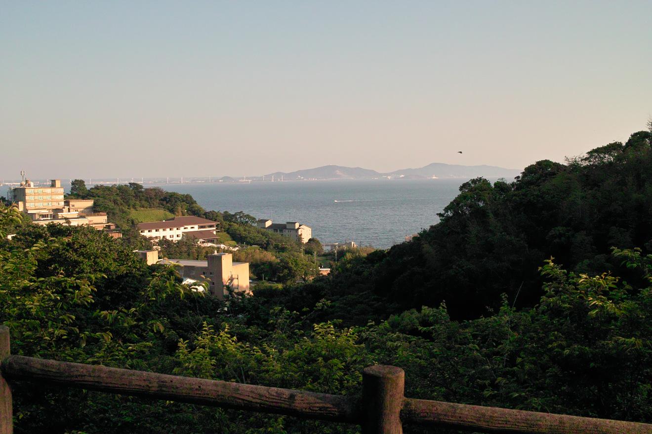 金剛寺からの眺め