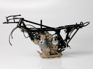 TAMIYA Honda RC166 WIP
