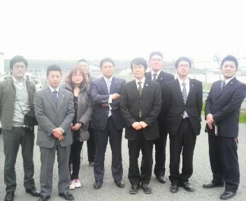 長崎空港視察
