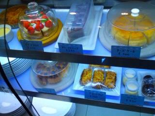 ケーキ La Casina